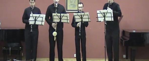 """Koncert kvarteta """"Nevski"""""""