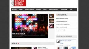 Redizajniran sajt – kcp.org.rs