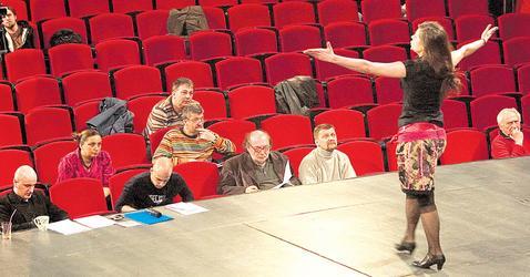 Audicija za nove polaznike O.P. scene
