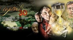 3D CINEMA – PETI LEPTIR