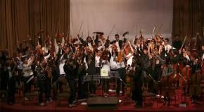 Koncert orkestra Škole za muzičke talente iz Ćuprije