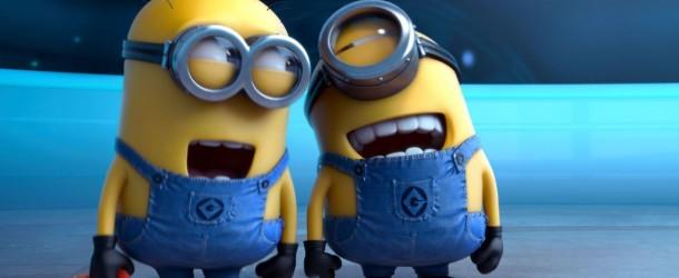 """PROJEKCIJA FILMA """"MALCI(MINIONS)3D"""""""