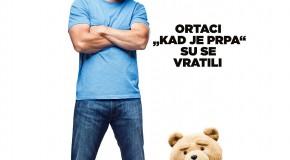 """PROJEKCIJA FILMA """"TED 2″"""
