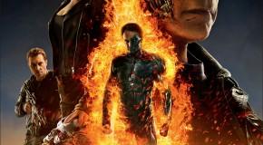 """PROJEKCIJA FILMA """"TERMINATOR -GENESIS 3D"""""""