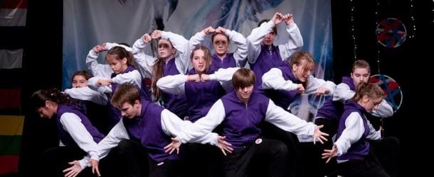 "NASTUP STREET DANCE KLUBA ""DC TEAM"""