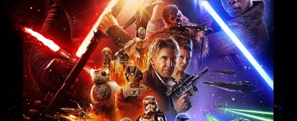 "PROJEKCIJA FILMA ""STAR WARS – BUĐENJE SILE 3D"""