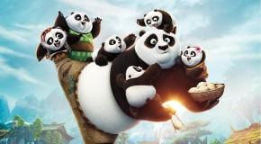 "PROJEKCIJA ANIMIRANOG FILMA ""KUNG FU PANDA 3-3D"""