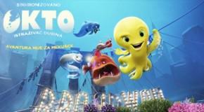 "PROJEKCIJA FILMA ""OKTO: ISTRAŽIVAČ DUBINA 3D"""