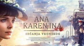 """PROJEKCIJA FILMA """"ANA KARENJINA: SEĆANJA VRONSKOG"""""""