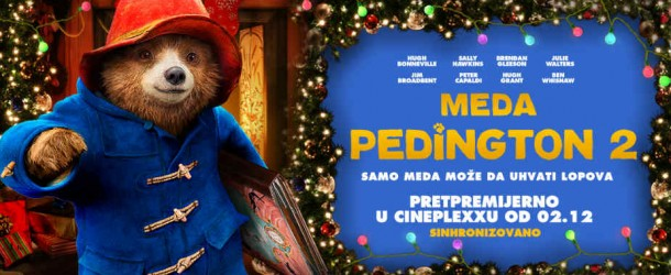"""PROJEKCIJA FILMA """"MEDA PEDINGTON 2″"""