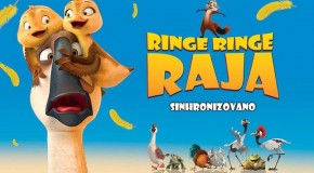 "PROJEKCIJA ANIMIRANOG FILMA ""RINGE RINGE RAJA"""
