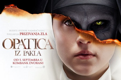 "PROJEKCIJA FILMA ""OPATICA IZ PAKLA"""