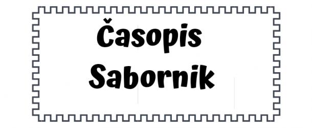 "PREDSTAVLJANJE ČASOPISA ""SABORNIK"""