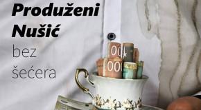 """PREDSTAVA """"PRODUŽENI NUŠIĆ BEZ ŠEĆERA"""""""