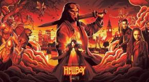 """PREMIJERA FILMA """"HELBOJ (HELLBOY) 3″ 3D"""