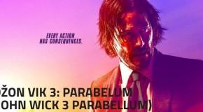 "PREMIJERA FILMA ""DŽON VIK 3: PARABELUM""!"