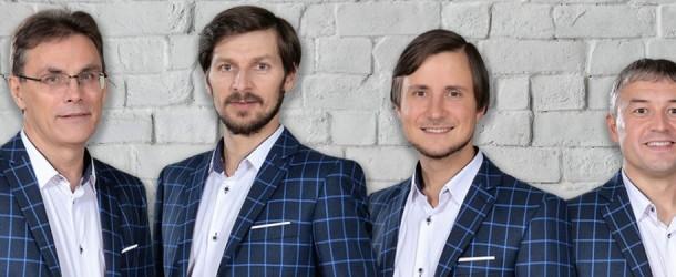 """KONCERT VOKALNOG  """"HORUS"""" KVARTETA IZ RUSIJE"""