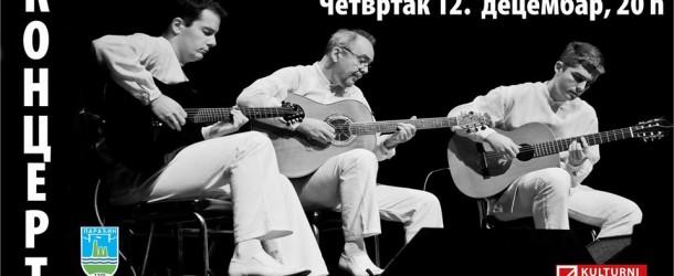 Концерт Трио Балканске жицe (Balkan Strings)